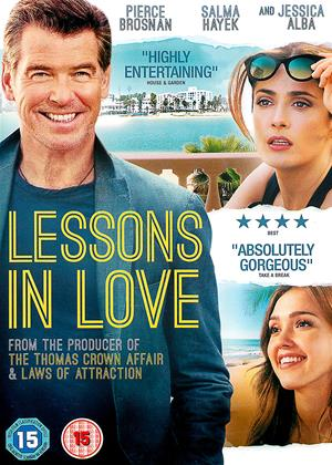Lessons in Love Online DVD Rental