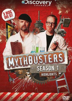 Rent MythBusters: Series 1 Online DVD Rental