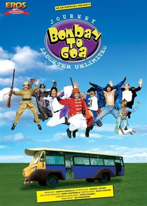 Journey Bombay to Goa: Laughter Unlimited Online DVD Rental