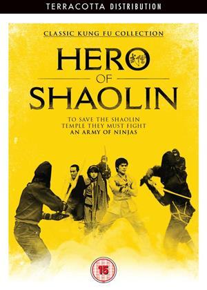 Hero of Shaolin Online DVD Rental
