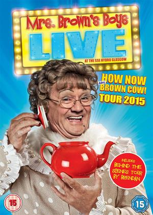Mrs. Brown's Boys: Live: How Now Mrs. Brown Cow Online DVD Rental