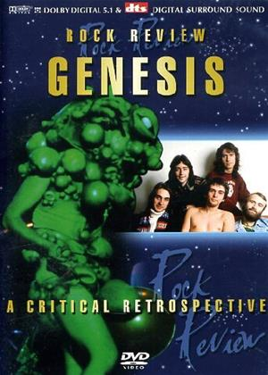 Genesis: Rock Review Online DVD Rental