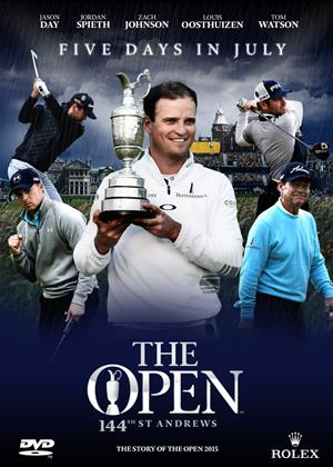 Rent The Open Championship: The 2015 Official Film Online DVD Rental