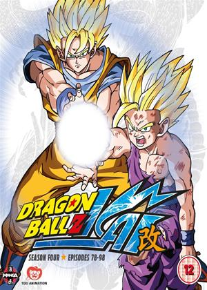 Rent Dragon Ball Z Kai: Series 4 Online DVD Rental