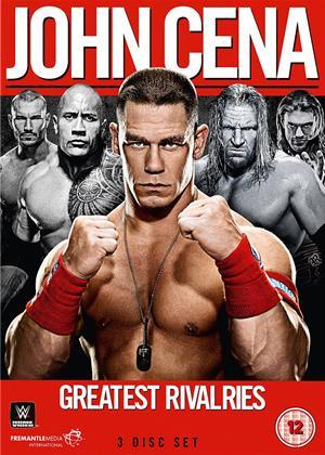 Rent WWE: John Cena's Greatest Rivalries Online DVD Rental