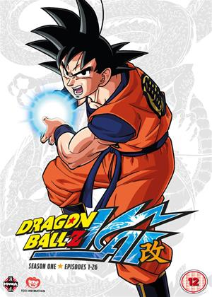 Dragon Ball Z Kai: Series 1 Online DVD Rental
