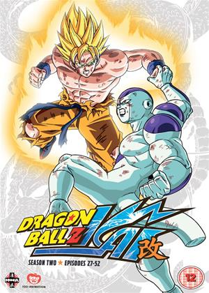 Dragon Ball Z Kai: Series 2 Online DVD Rental