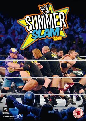 Rent WWE: Summerslam 2010 Online DVD Rental