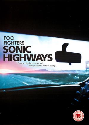 Foo Fighters: Sonic Highways Online DVD Rental