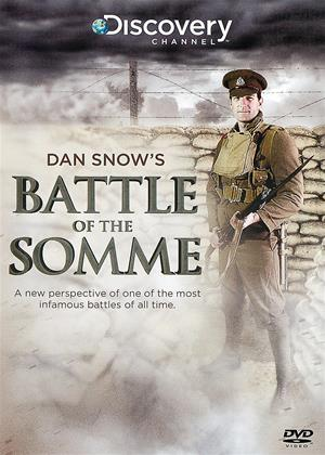 Rent Dan Snow's Battle of the Somme Online DVD Rental
