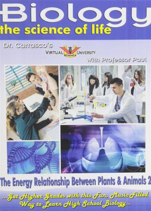 Rent Biology: The Science of Life: Vol 2: The Energy Relationship... Online DVD Rental