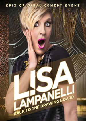 Lisa Lampanelli: Back to the Drawing Board Online DVD Rental
