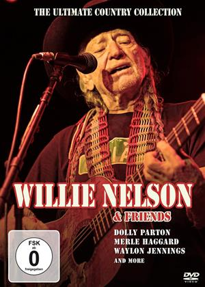 Rent Willie Nelson: Willie Nelson and Friends Online DVD Rental