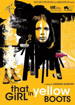 That Girl in Yellow Boots Online DVD Rental