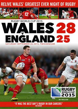 Rent Rugby World Cup 2015: Wales Vs England Online DVD Rental