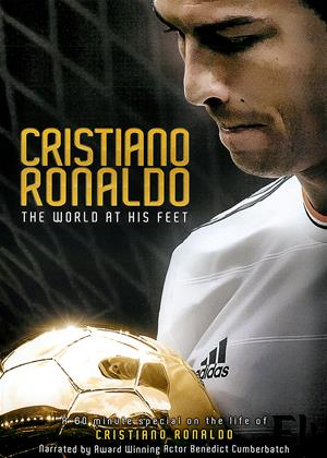 Rent Cristiano Ronaldo: The World at His Feet Online DVD Rental