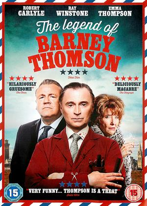 The Legend of Barney Thomson Online DVD Rental