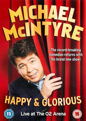 Rent Michael McIntyre: Happy and Glorious Online DVD Rental