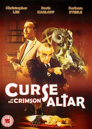 Curse of the Crimson Altar Online DVD Rental