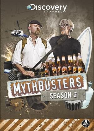 MythBusters: Series 6 Online DVD Rental