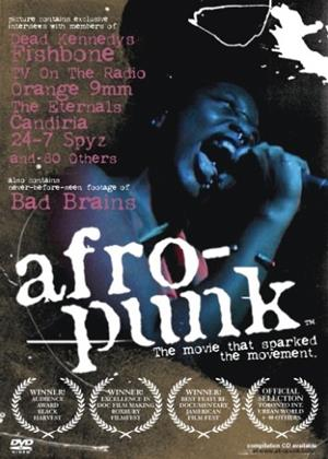 Rent Afro-Punk (aka Afropunk: The 'Rock n Roll Nigger' Experience) Online DVD Rental