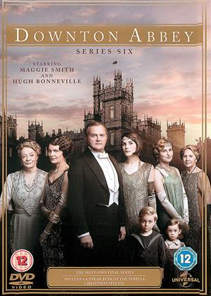 Downton Abbey: Series 6 Online DVD Rental