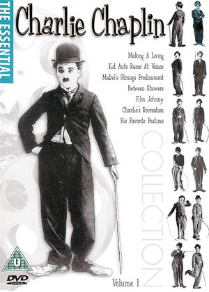 The Essential Charlie Chaplin: Vol.1 Online DVD Rental