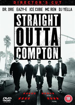 Straight Outta Compton Online DVD Rental