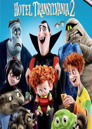 Hotel Transylvania 2 Online DVD Rental