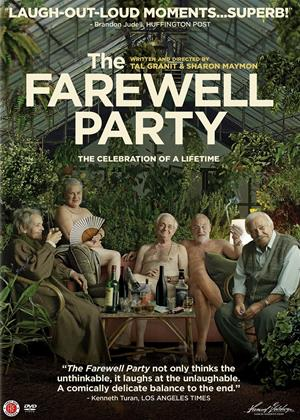 The Farewell Party Online DVD Rental