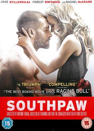 Southpaw Online DVD Rental