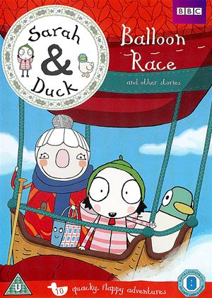 Sarah and Duck: Balloon Race and Other Stories Online DVD Rental