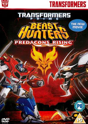 Rent Transformers Prime Beast Hunters: Predacons Rising Online DVD Rental