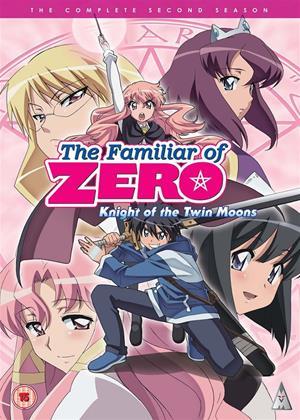 Rent The Familiar of Zero: Series 2 Online DVD Rental