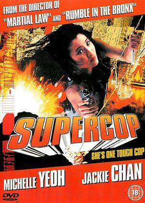 Supercop Online DVD Rental