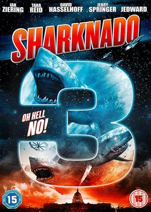 Rent Sharknado 3: Oh Hell No! Online DVD Rental