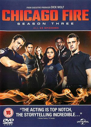 Chicago Fire: Series 3 Online DVD Rental