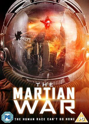 The Martian War Online DVD Rental