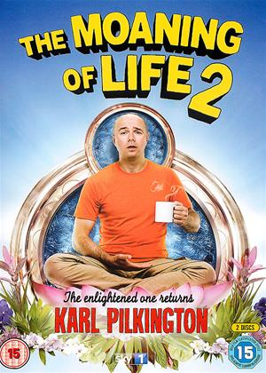 Rent The Moaning of Life: Series 2 Online DVD Rental