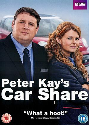 Peter Kay's Car Share Online DVD Rental