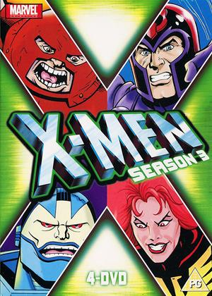X-Men: Series 3 Online DVD Rental