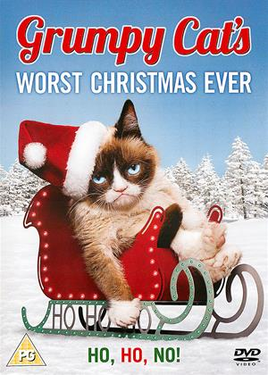 Rent Grumpy Cat's Worst Christmas Ever Online DVD Rental