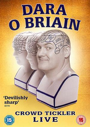 Dara O'Briain: Crowd Tickler Online DVD Rental