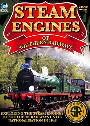 Rent Steam Engines of Southern Railways Online DVD Rental