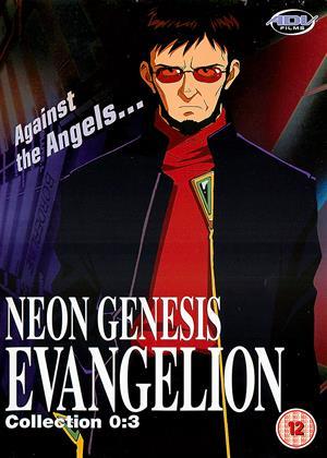 Rent Neon Genesis Evangelion: Vol.3 Online DVD Rental