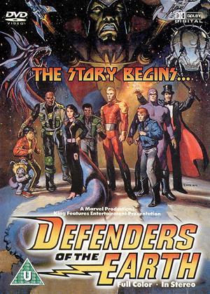 Defenders of the Earth: The Story Begins Online DVD Rental
