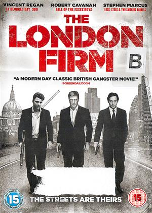 Rent The London Firm (aka AB Negative) Online DVD Rental