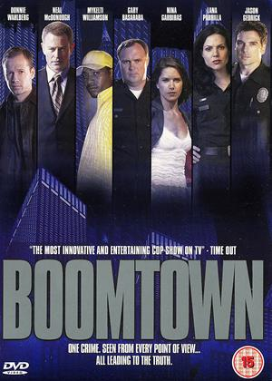 Boomtown: Series 1 Online DVD Rental