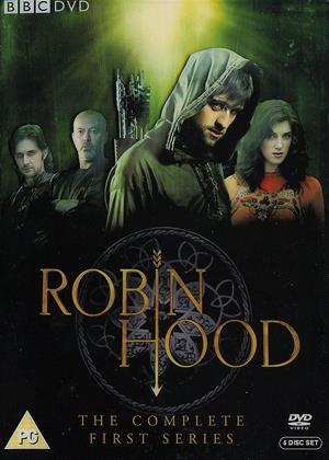 Rent Robin Hood: Series 1 Online DVD Rental