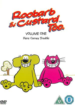 Rent Roobarb and Custard Too: Vol.1 Online DVD Rental